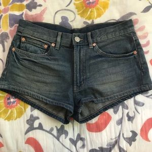 Urban outfitters denim shorts!